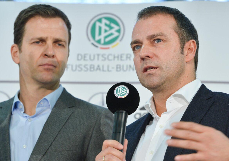 DFB-Direktor: Mit Bundestrainer Flick wieder Fans begeistern