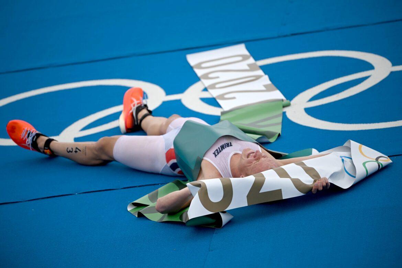 Norweger Blummenfelt Triathlon-Olympiasieger