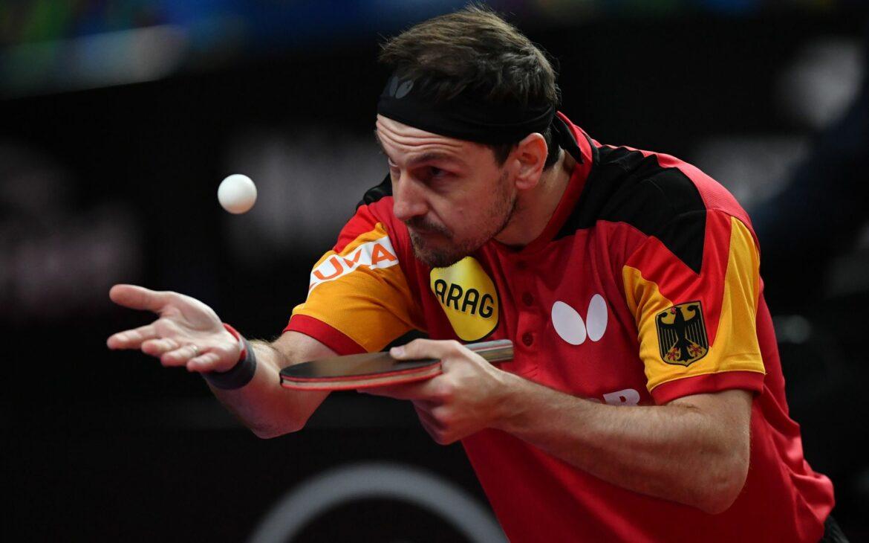Tischtennis-Star Boll gewinnt Auftaktpartie locker