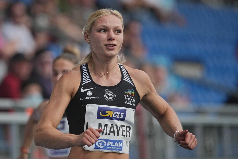 Tokio-Aus für Sprinterinnen Mayer und Nippgen