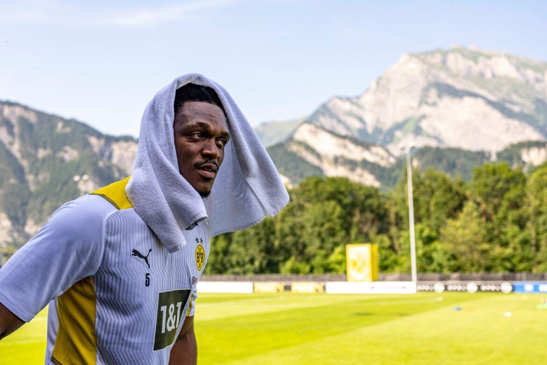 Comeback von BVB-Abwehrspieler Zagadou erst in zwei Monaten
