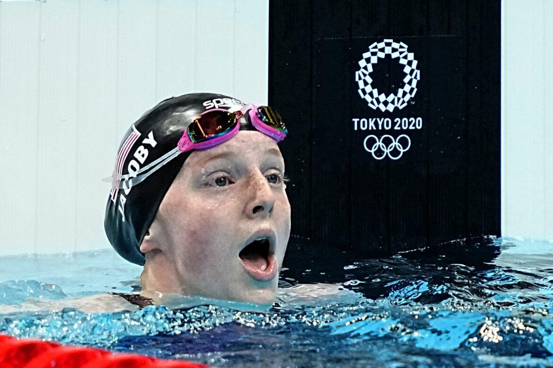 «Verrückt»: 17-Jährige aus Alaska feiert Schwimm-Gold