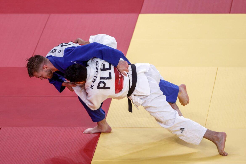 Judoka Ressel in Tokio im Viertelfinale