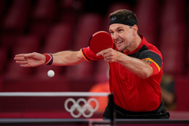 «Habe alles probiert»: Aus für Tischtennis-Star Boll