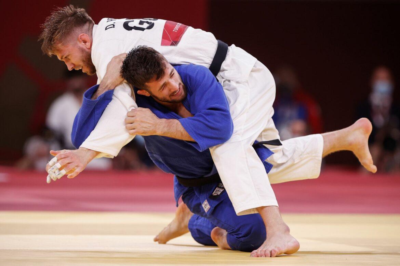 Judoka Ressel scheitert im Bronze-Kampf und wird Fünfter