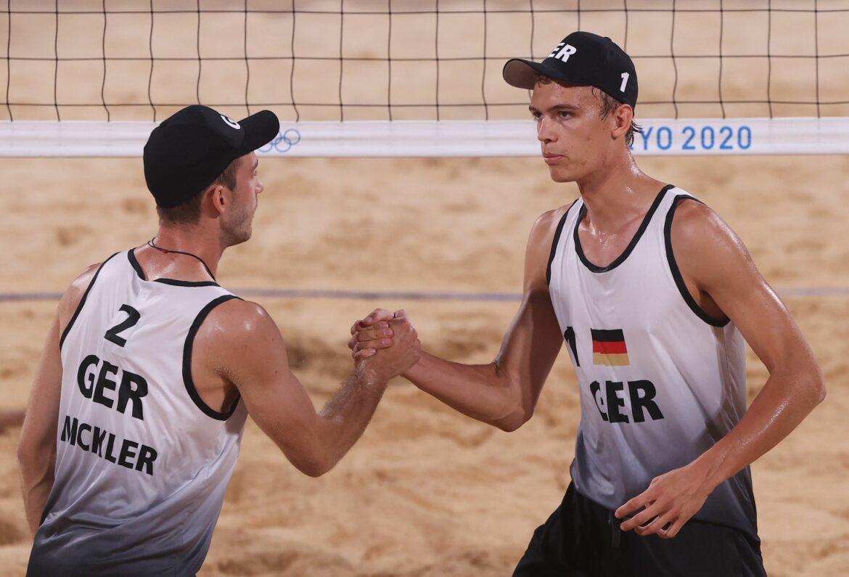 Beach-Duo Thole/Wickler holt ersten Sieg in Tokio