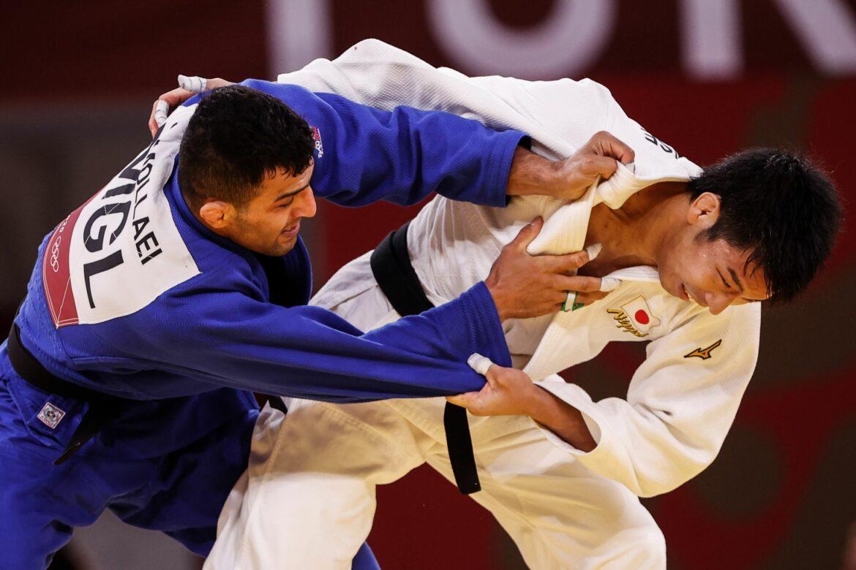 Ressel verpasst Judo-Bronze – Mollaei feiert Silber