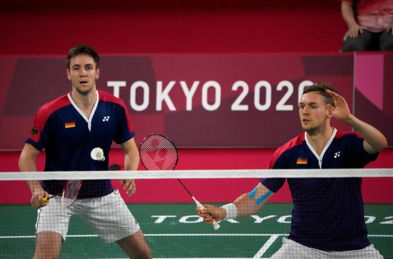 Deutsches Badminton-Doppel verabschiedet sich mit Sieg