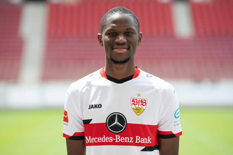 Verletzter Cissé fehlt dem VfB Stuttgart für mehrere Wochen