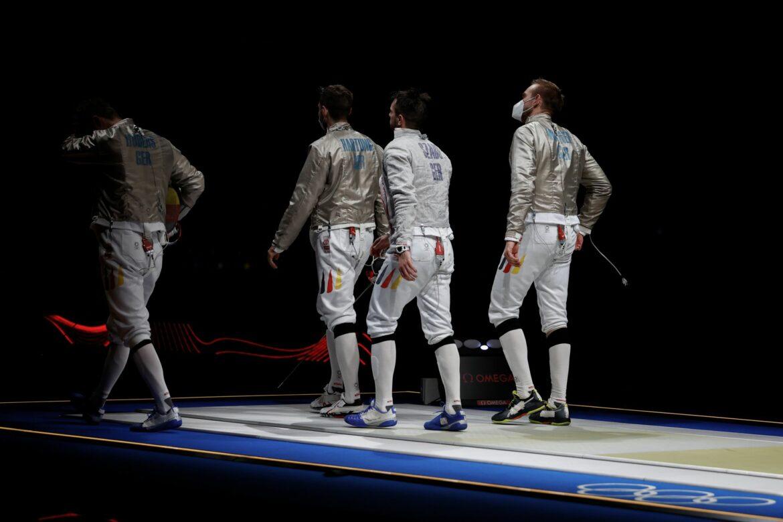 Säbelfechter um Hartung verpassen Olympia-Bronze