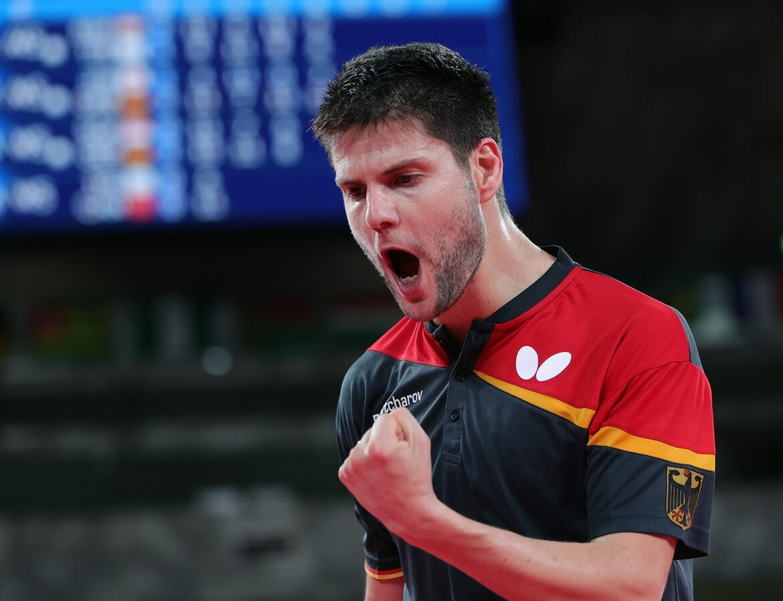 «Grandioses Comeback»: Ovtcharov kämpft um Medaille