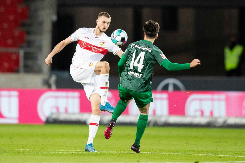 VfB-Torjäger Kalajdzic positiv auf Corona getestet