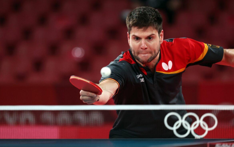 Ovtcharov kann nicht in Olympia-Halle trainieren