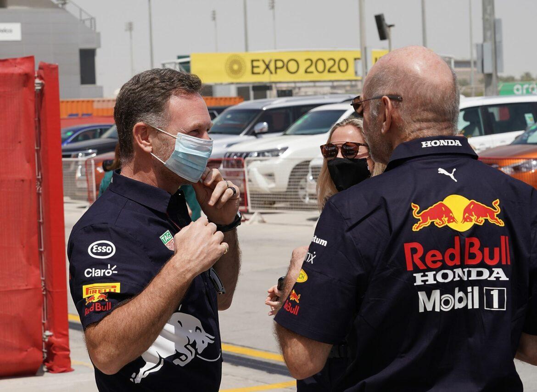 Crash-Kapitel von Silverstone für Red Bull abgeschlossen