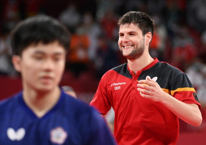«Auf Wolke sieben»: Ovtcharov holt Tischtennis-Bronze