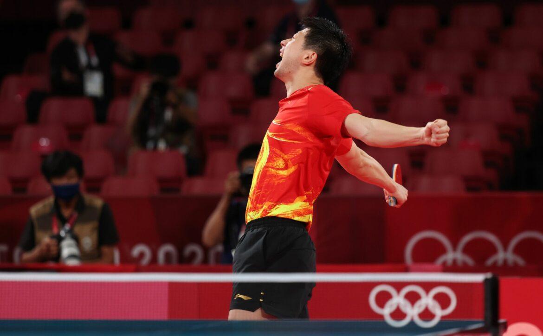 Ovtcharov-Bezwinger Ma Long erneut Tischtennis-Olympiasieger