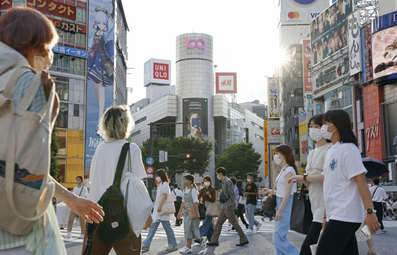 Corona-Infektionen in Tokio auf neuem Höchststand