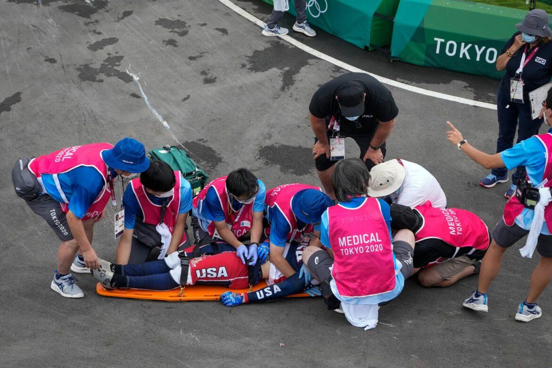 BMX: Rio-Olympiasieger Fields nicht mehr auf Intensivstation