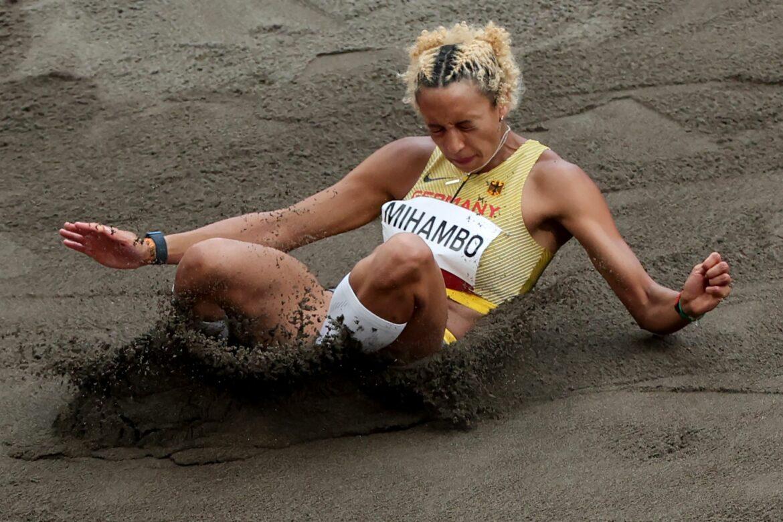 Weitspringerin Mihambo mit fast sieben Metern ins Finale