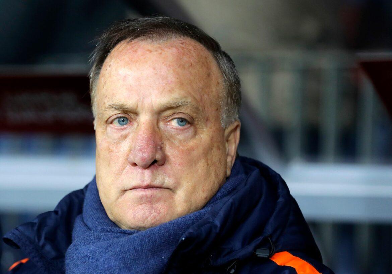 Advocaat neuer Irak-Trainer:Ziel WM in Katar