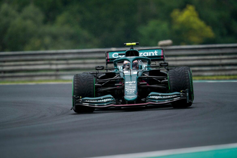 Puszta-Spektakel mit neuer Wendung: Vettel disqualifiziert