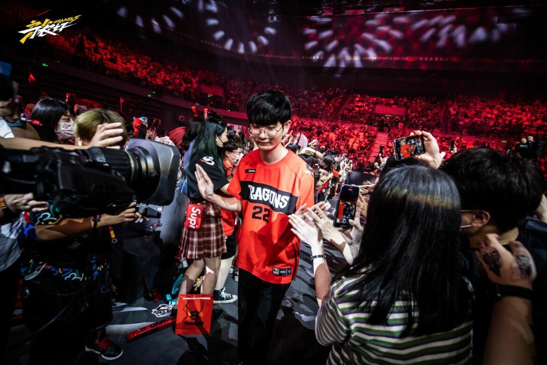 Spitzenreiter Shanghai Dragons patzt in der Overwatch League