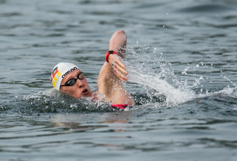 Die Hitze als Gegner: Wellbrock peilt im Meer Medaille an