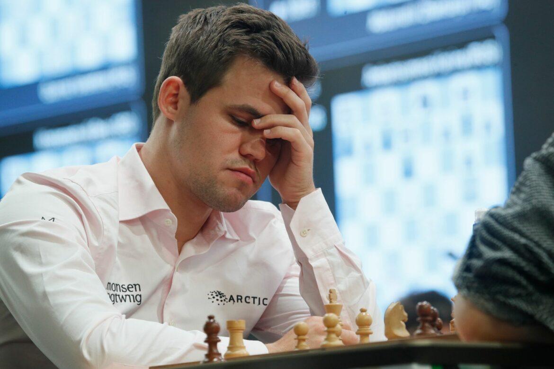 Schachweltmeister Carlsen scheitert im Halbfinale an Duda