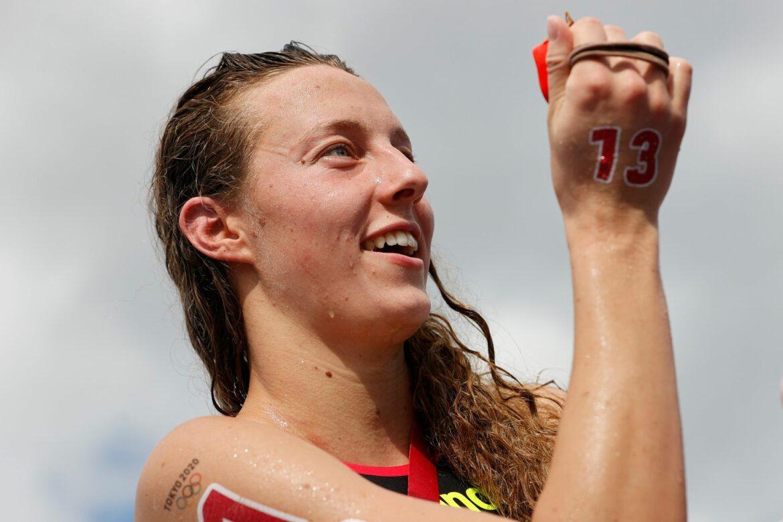 Beck freut sich über «das beste Freiwasserrennen»