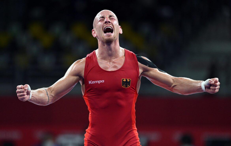 Abschied mit Bronze: Ringer Stäbler bannt Olympia-Fluch
