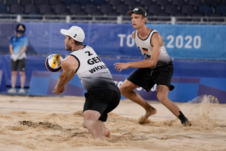 Großer Kater statt Medaillen: Alle Beach-Duos ausgeschieden