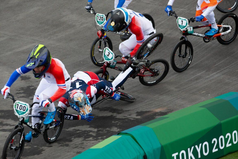Nach Sturz: BMX-Fahrer Fields verlässt Krankenhaus