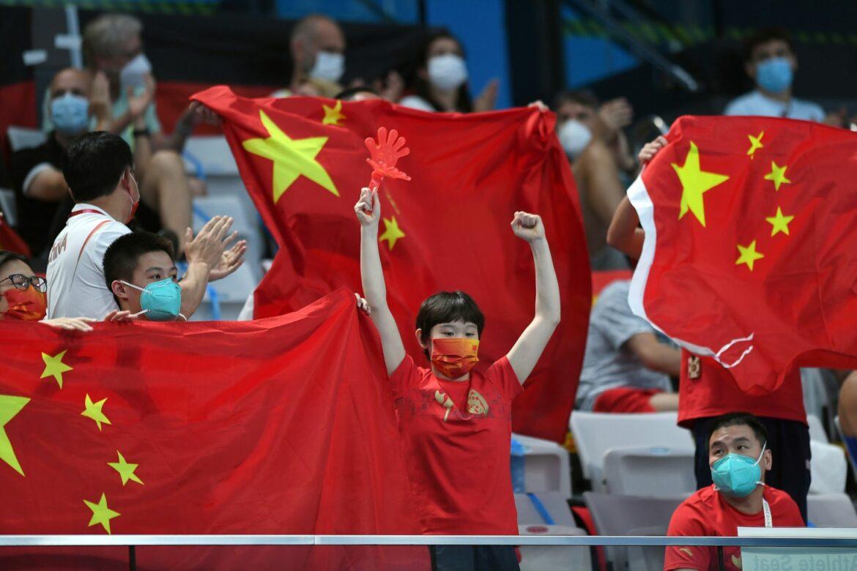 Chinas Olympia: Goldrausch in Tokio, Corona-Angst in Peking