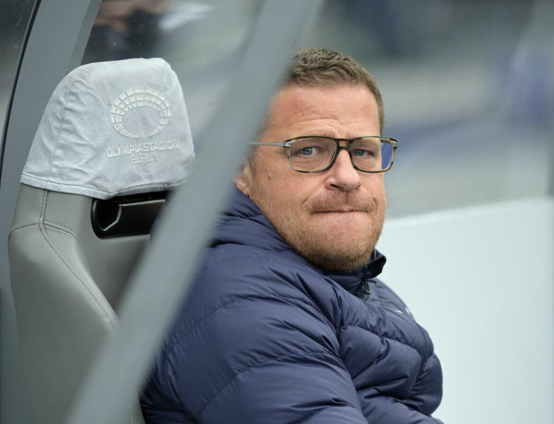 Gladbachs Sportdirektor Eberl für verkürzte Transferperiode