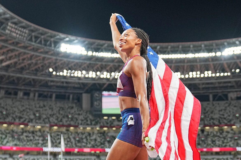 Siebtes Olympia-Gold für US-Sprinterin Allyson Felix