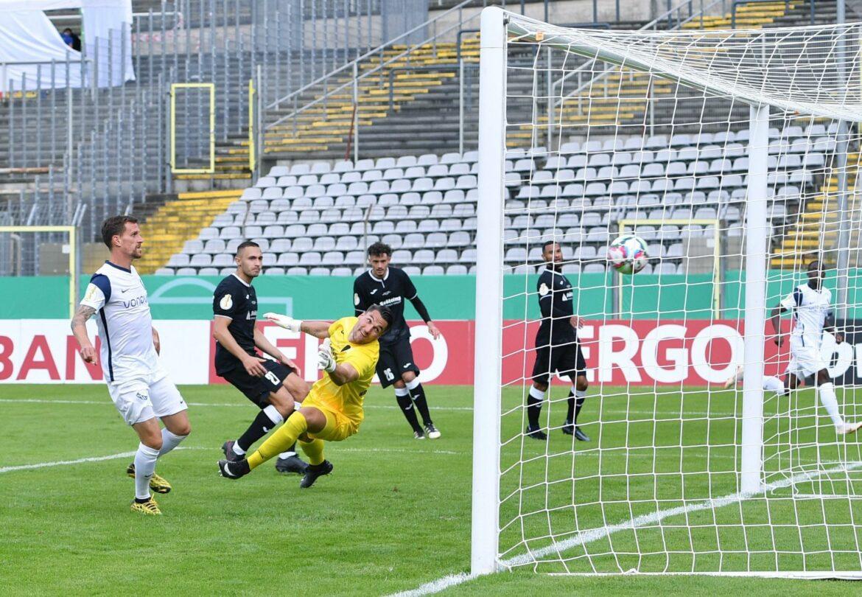 Tesche bewahrt Bochum gegen Wuppertal vor Elfmeterschießen