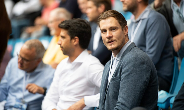 Ex-Profi Marcell Jansen erneut Präsident des HSV e.V.