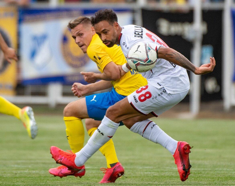 Muskelverletzung: Bellarabi fällt für Bundesliga-Start aus