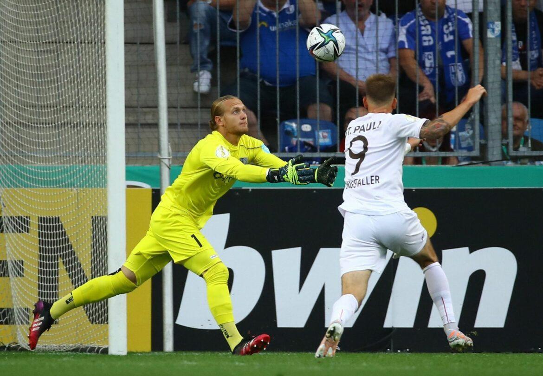 1. FC Magdeburg unterliegt unglücklich dem FC St. Pauli