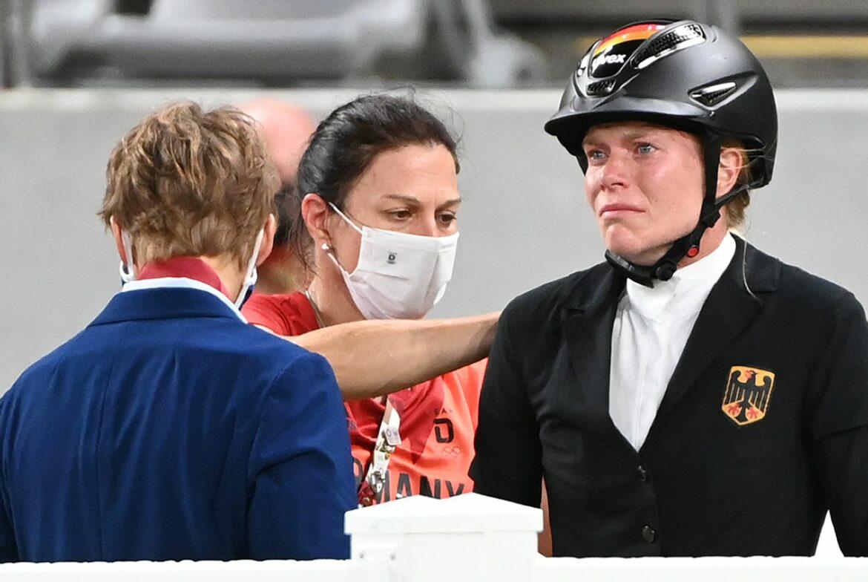 Fünfkampf-Trainerin: «Wir verdreschen unsere Pferde nicht»