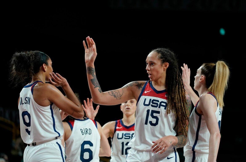 Siebtes Gold in Serie für US-Basketballerinnen