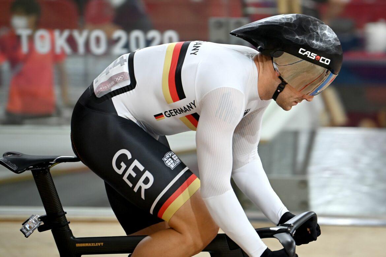 Levy beendet Bahnrad-Karriere