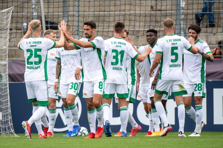 Kruse führt Union in zweite Runde – 1:0 bei Türkgücü München