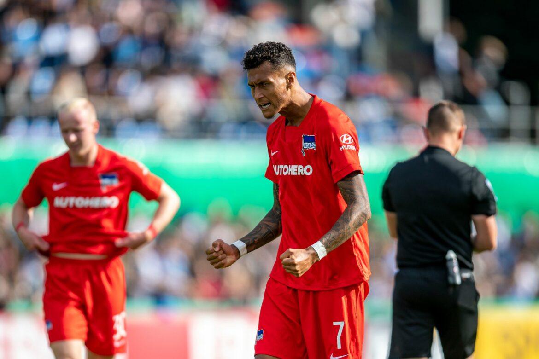 Hertha-Trainer lobt Siegtorschütze Selke: «Stresst Gegner»