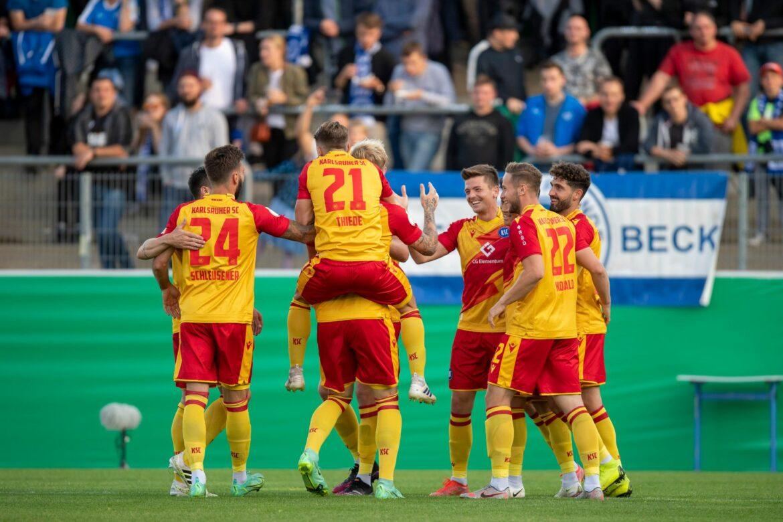 Ingolstadt und Karlsruhe weiter – Hoffenheim zittert