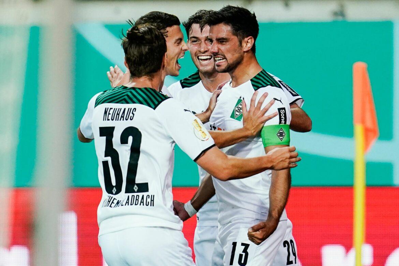 Hoffenheim, Gladbach und Zweitliga-Duo eine Runde weiter