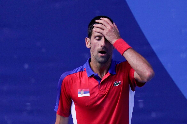 Djokovic braucht mehr Erholungszeit:Absage an Cincinnati