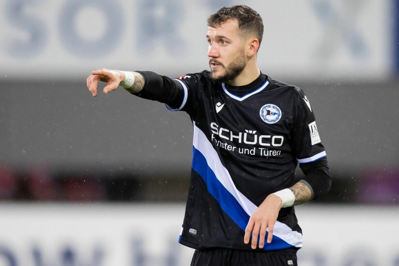 St. Pauli verpflichtet Bielefelder Hartel