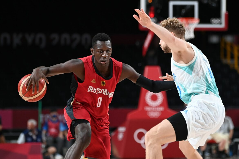 Nationalspieler Bonga unterschreibt bei den Toronto Raptors