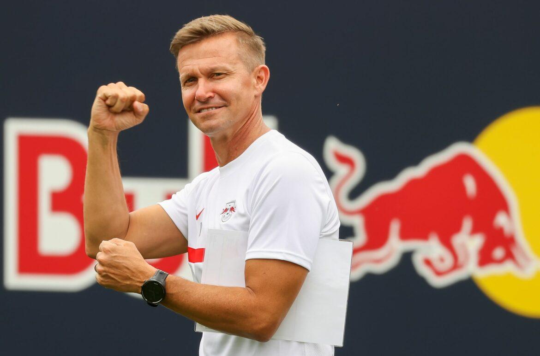 RB-Profi Orban von Neu-Trainer Marsch begeistert